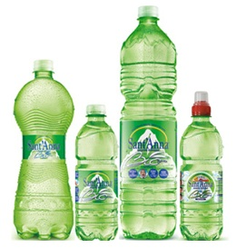 Sant'Anna bio-bottle, esempio di greenwashing